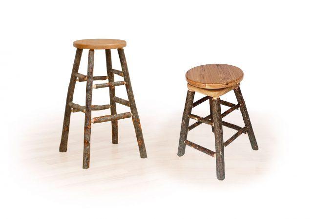 15 hickory kitchen stool