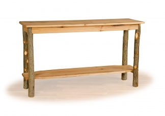 40 hickory sofa table