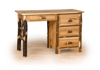78 hickory student desk