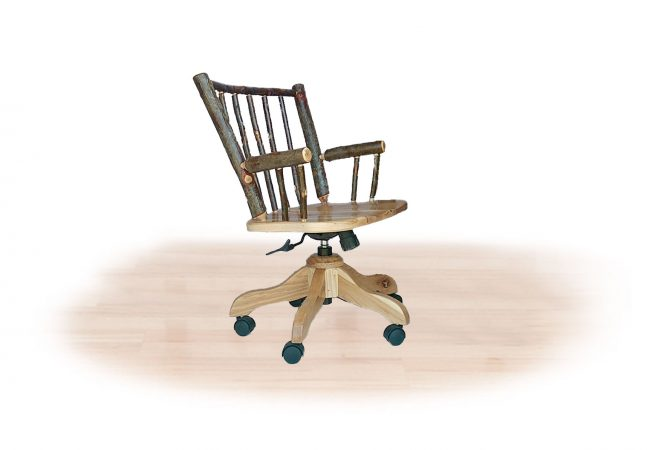 80 hickory office chair
