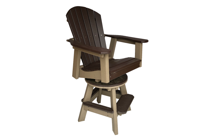 19 balcony swivel chair poly outdoor furniture for sale