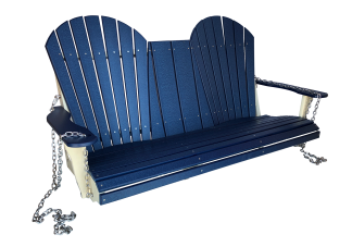 14 fanback porch swing outdoor porch furniture