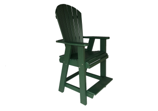 20 pub chair outdoor poly furniture
