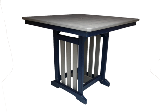 16 pub table square poly patio tables pub tables