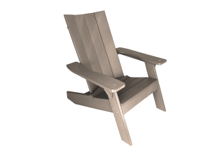 04 minnetonka adirondack chair poly outdoor patio furniture for sale
