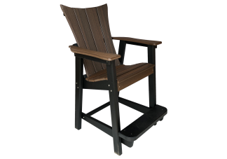 51 lakewood pub chair outdoor lawn furniture