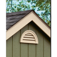 shed option deluxe gable vent 0