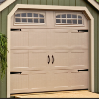 shed option garage door heritage style 0