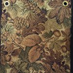 leafy gold fabric for hickory furniture