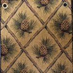 pinecone glod fabric for hickory furniture