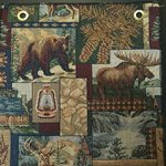 yellowstone fabric for hickory furniture