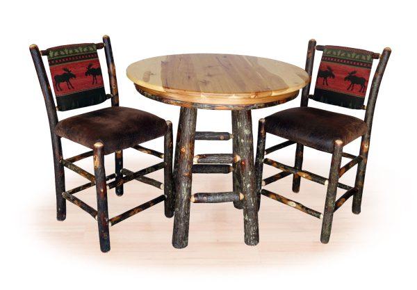 22 hickory pub table