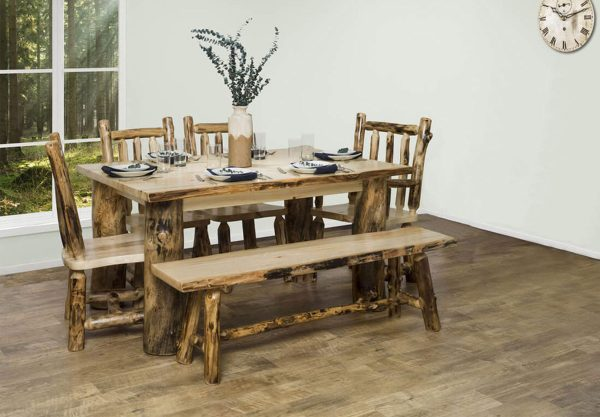 24 aspen dining table