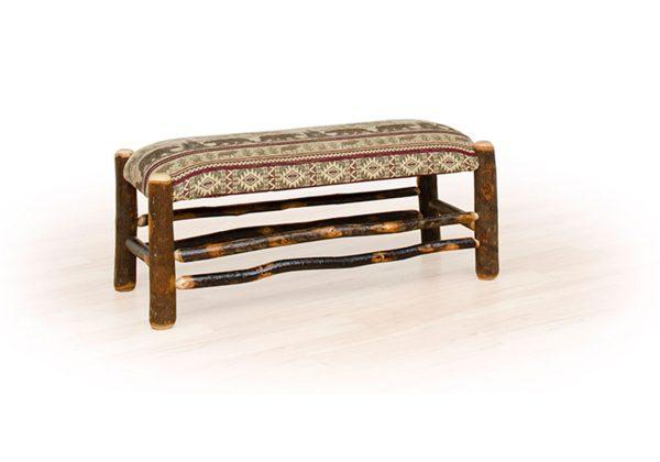 33 living room plain bench