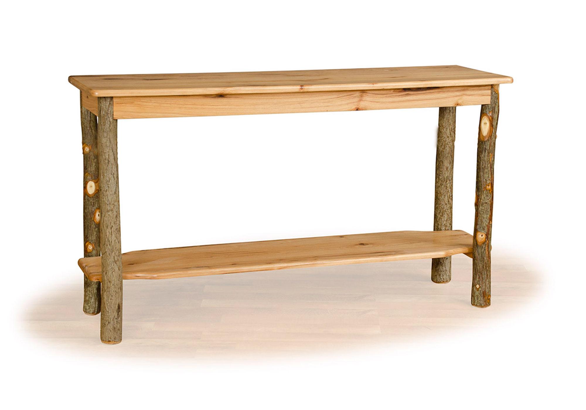 40 hickory sofa table