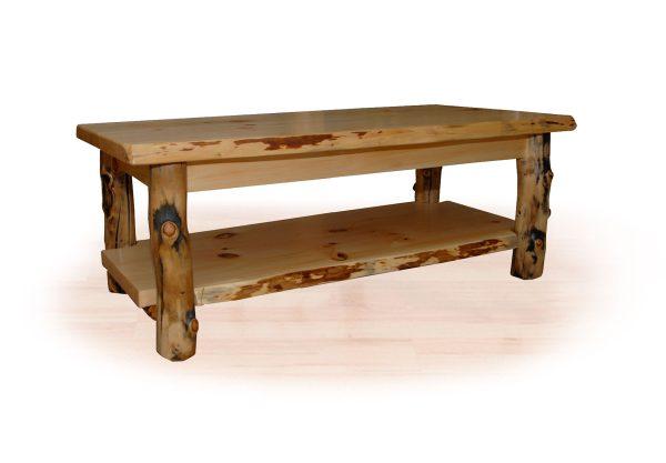 62 aspen coffee table