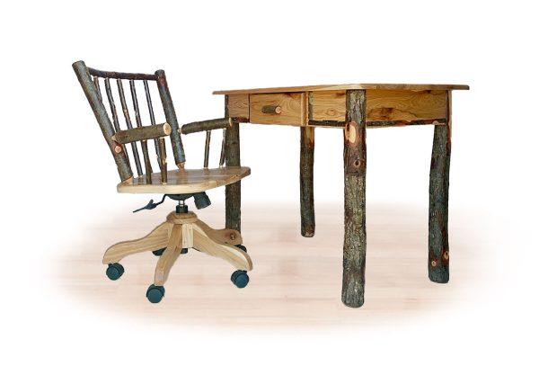 79 hickory writing desk