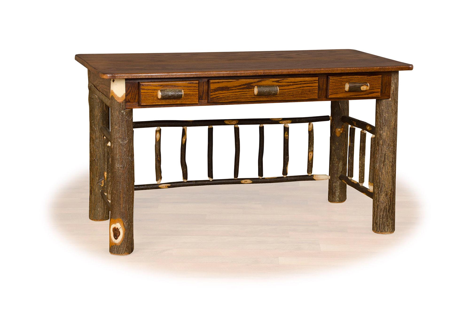 81 hickory foreman desk