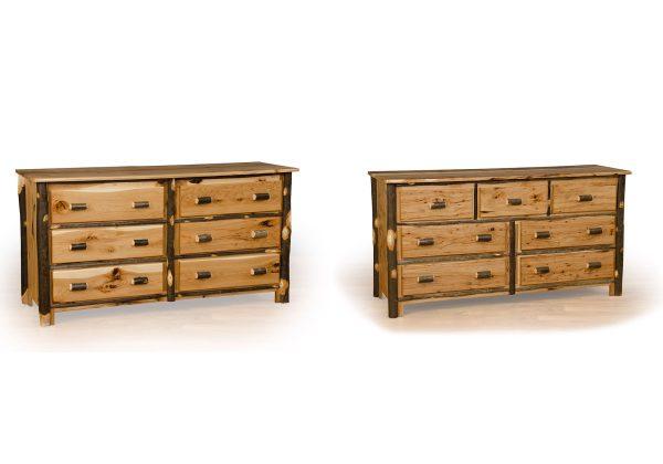 87 hickory dresser