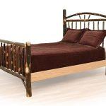 91 wagon wheel bed