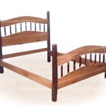 92 arch panel bed