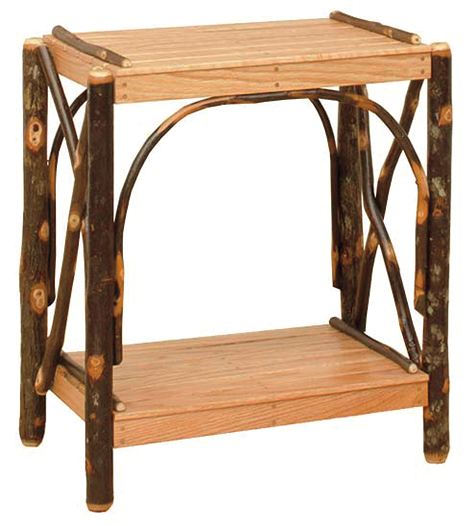 2 tier end table 1