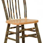 panel back chair no Arms
