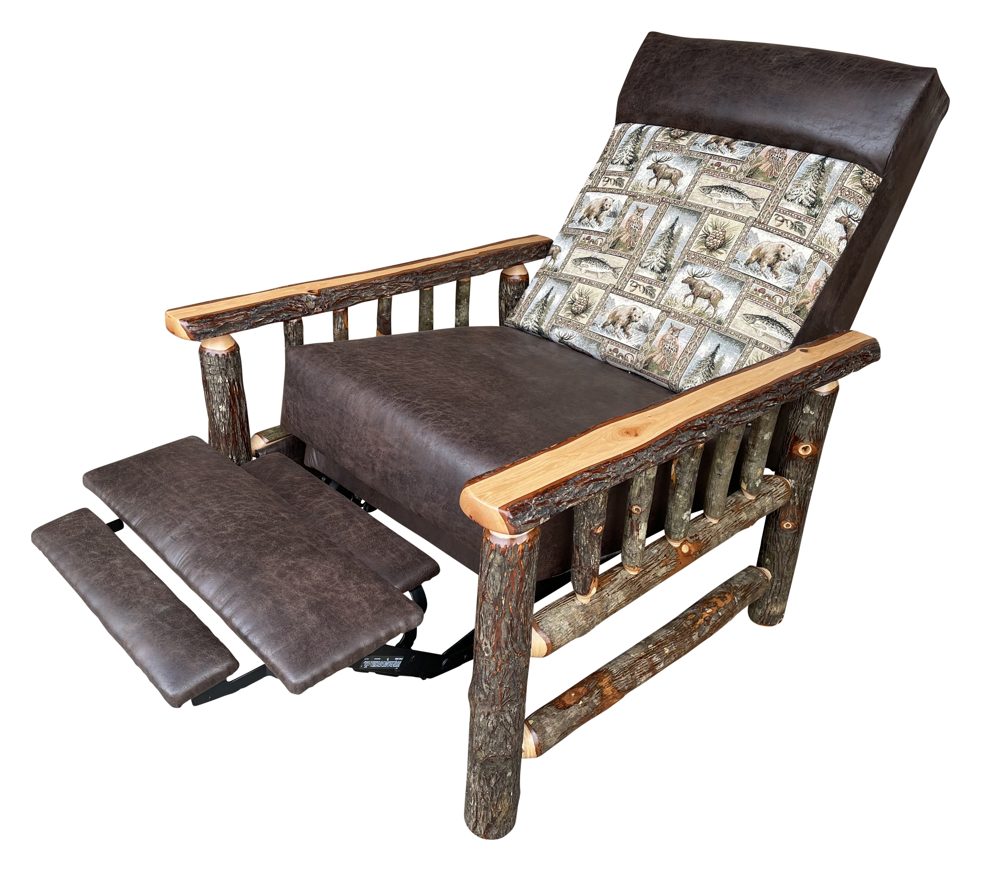 recliner tilt back open