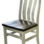 rustic sunrise dining chair