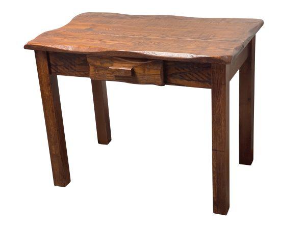 rustic writing desk