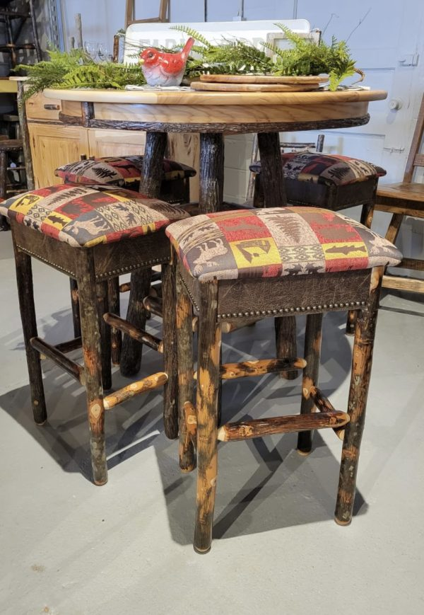 western bar stool
