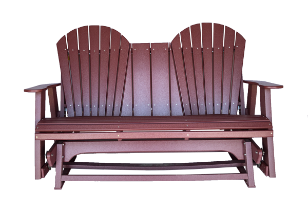 11 fanback gliders poly furniture gliders