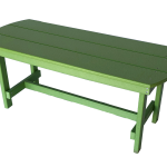 27 coffee table outdoor poly furniture