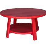 36 conversation table poly outdoor furniture